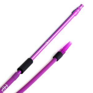 DUM H2 Σωλήνας Σιλικόνης & Ακροφύσιο Dubai Hose Purple