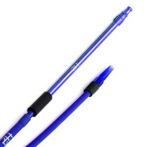 DUM H2 Σωλήνας Σιλικόνης & Ακροφύσιο Dubai Hose Blue