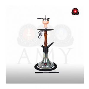Shisha Amy 083.02R Mini Jungle R Black 56cm