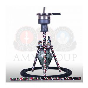 Ναργιλές/Shisha Amy Deluxe Deluxe Play - 40 cm - M3 Black