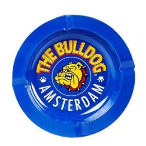 Bulldog Μεταλλικό Τασάκι Blue