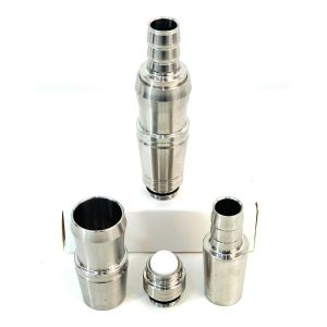 SHISHA DUM Adapter LUX Complet SS