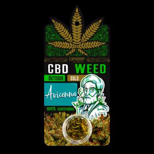 Euphoria CBD Weed Avicenna (Ανθός Κάνναβης)