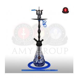 Ναργιλές/Shisha Amy Deluxe 630.01 - 80 cm - Glorious Blue