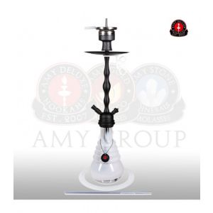 Ναργιλές/Shisha Amy Deluxe 630.01 - 80 cm - Glorious White