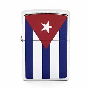 Αναπτήρας Τύπου Zippo Cuban Flag