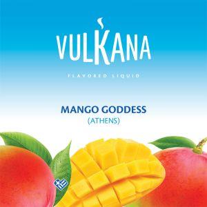 Καπνός Vulkana Virginia 100g + 500ml Mango Goddess