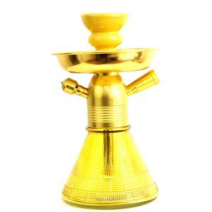 Ναργιλές/Shisha Dum H2 Mini Gold 24cm