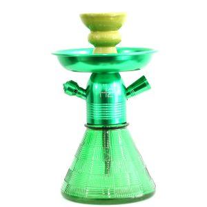 Ναργιλές/Shisha Dum H2 Mini Green 24cm