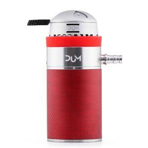 Ναργιλές/Shisha DUM Travel Car Pack Red 19 cm
