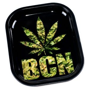 Δίσκος Καπνού - Barcelona Leaf Rolling Tray 18x14