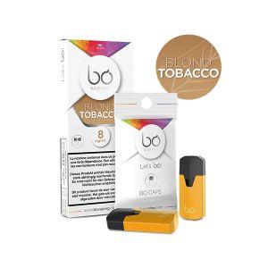 2x BO Caps Blond Tobacco-0mg