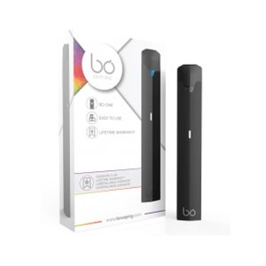 Bo One Black Soft Touch