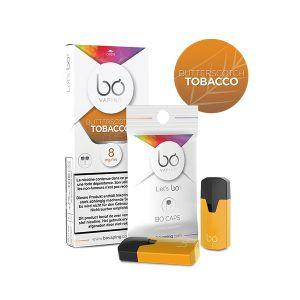 2x BO Caps Butterscotch Tobacco-8mg