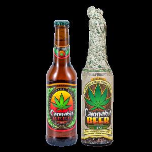 Cannabis Beer Wrap 330 ml Αλκοόλ 4,5%