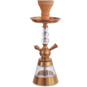 Ναργιλές/Shisha Dum H2-Celeste - Brown 40 cm