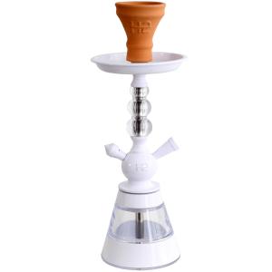 Ναργιλές/Shisha Dum H2-Celeste - White 40 cm