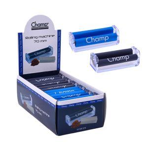 Champ Plastic Rolling Machine 70mm Mixt Colours