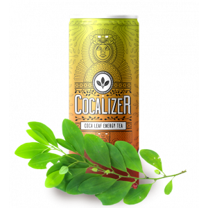 Cocalizer - Coca Leaf Energy Tea