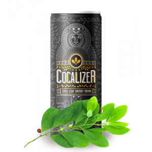 Cocalizer - Coca Leaf Energy Drink