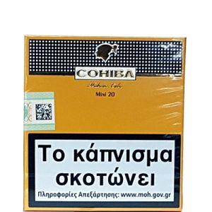 Cohiba Ciagr Mini 20s N.T.
