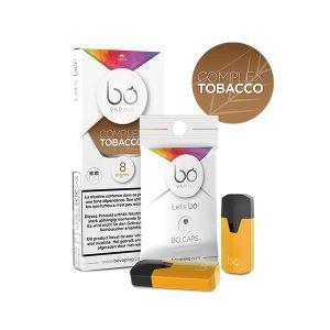 2x BO Caps Complex Tobacco-8mg