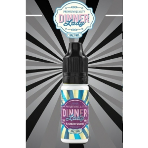 Dinner Lady Blackberry Nic Salt 10 ml