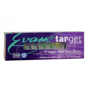 Evans Target Super Slim Mini Filter 5.7mm