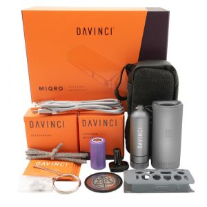 DAVINCI MIQRO Explorer's Kit Graphite