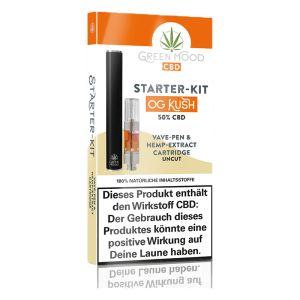 Green Mood Starter Kit OG Kush 50%
