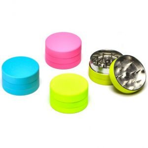 Atomic Grinder 4cm 3part Fluo Mixed Colors