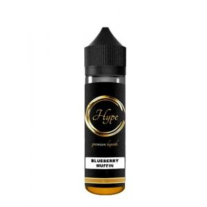Flavour Shot Hype - Blueberry Muffin (Muffin, Βατόμουρα) (60 ml)