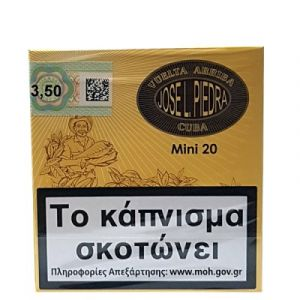 Jose L. Piedra Cigar Mini 20s N.T.