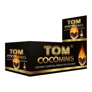 Tom Coco Gold Dispenser 9cubes