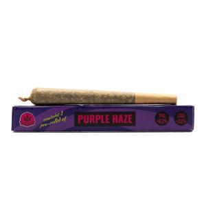 Legal Weed Preroll Purple Haze 0,8gr – 22% CBD 1Τμχ