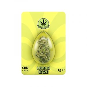 Legal Weed Lemon Haze 1 gr - 22% CBD