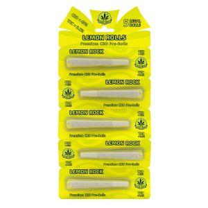 Legal Weed Lemon Rock 5x Pre-Roll - 45% CBD