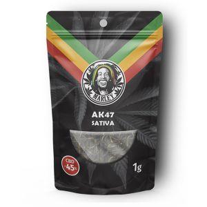 Marley Hemp Flower AK47 Sativa 1gr - 45% CBD