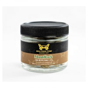 Mile High Cure Hemp Flower 1g  Moon Rock