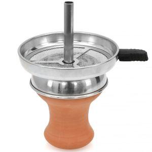 Mockingbird Bowl Pήλινο Natur + Σίτα Κάρβουνου