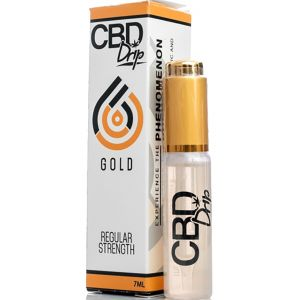CBD Drip Gold Single Oil 7ml 14,5mg