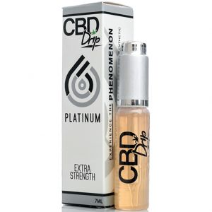CBD Drip Platinum Single Oil 7ml 58mg