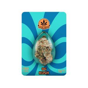 Legal Weed OG Kush 1 gr - 22% CBD