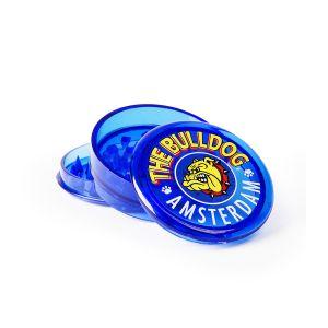 The Bulldog Τρίφτης καπνού BG πλαστικός 6 εκ ,3 επ. Μπλε