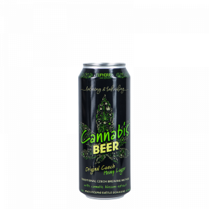 Cannabis Beer Can 500 ML 4,2% alc