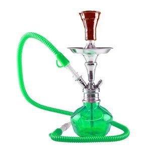 Ναργιλές/Shisha Aladin Roy2 Green  32 cm