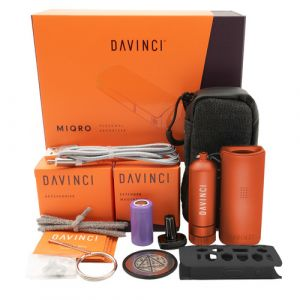 DAVINCI MIQRO Explorer's Kit Rust