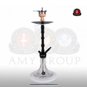Shisha Amy Deluxe Alu Lima Clear 80cm