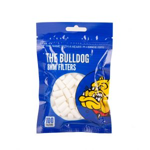 Bulldog Filters 8mm 100psc