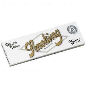 Smoking White Rolling Papers Natural Gum